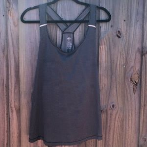 Athletic Works Gray Exercise Tank Top Sz XL